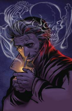 THE HELLBLAZER #1