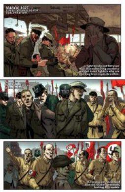 Cráneo Rojo: El Mal Encarnado