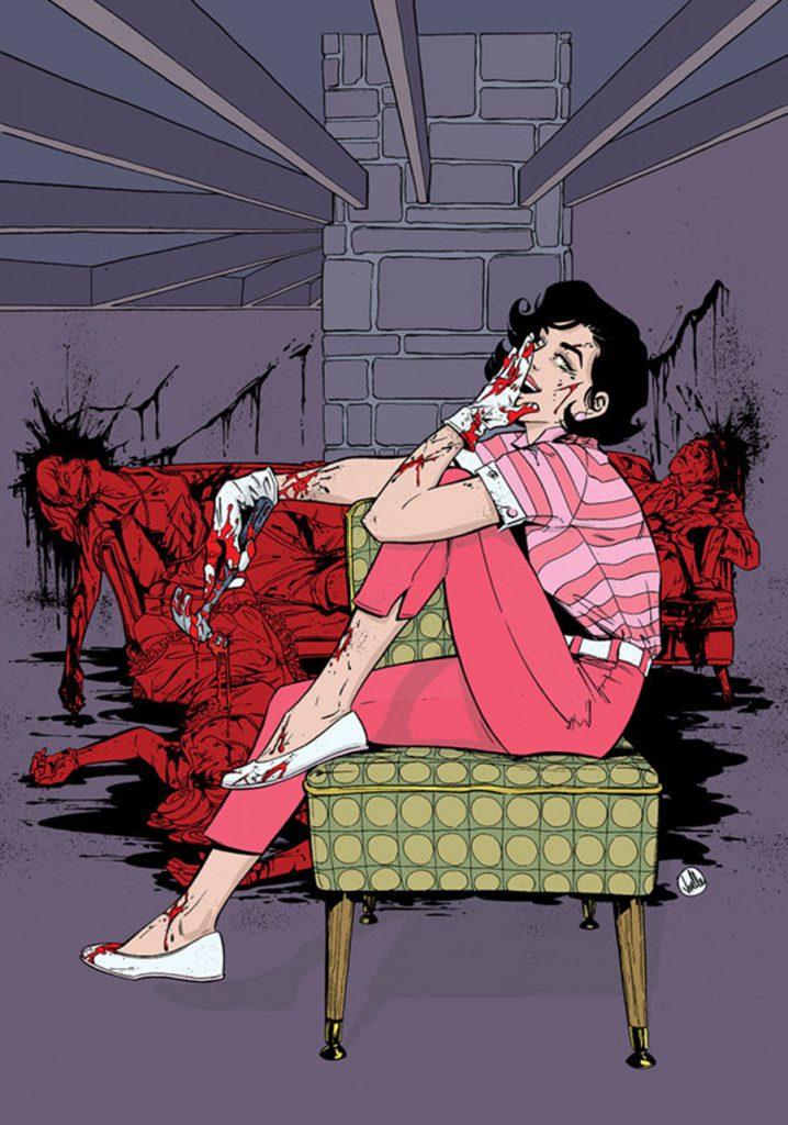 Lady Killer portada