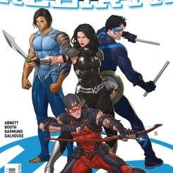 Titans: Rebirth #1 6