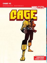 Cage #1