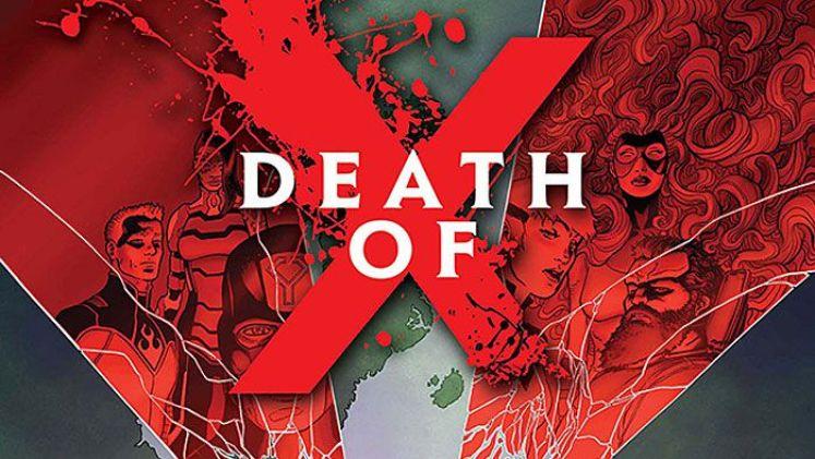 death-of-x portada
