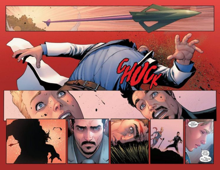 Civil War II SPOILER