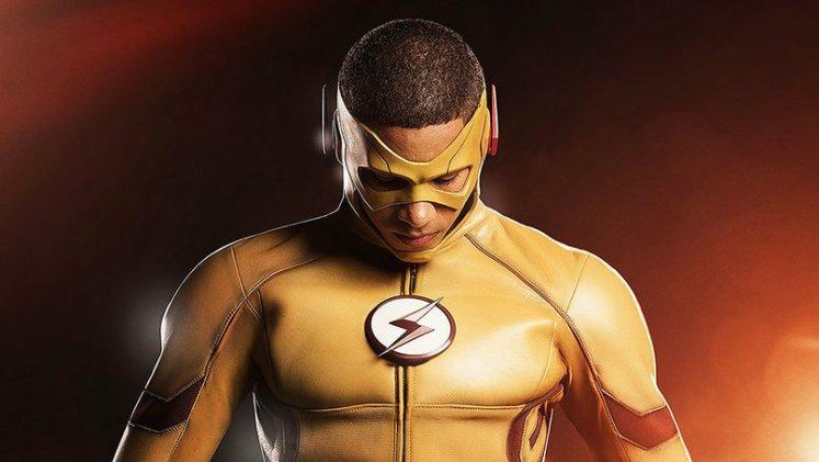 portada Kid Flash