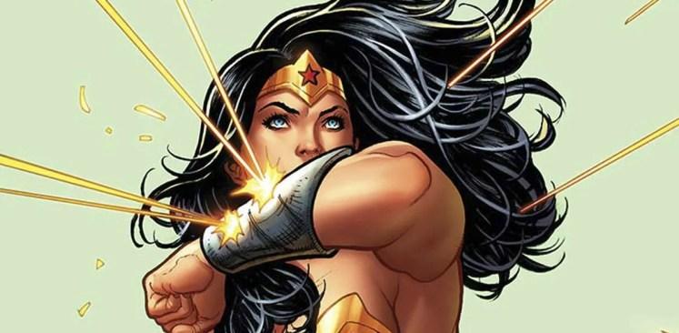 Frank Cho deja Wonder Woman