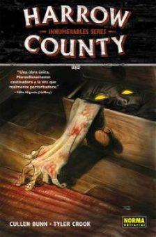 Harrow County portada