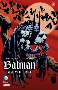 BATMAN VAMPIRO COVER