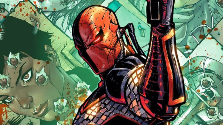 Affleck muestra al Deathsroke de Justice League