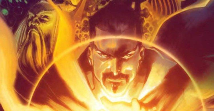 Dr. Extraño y los Hechiceros Supremos