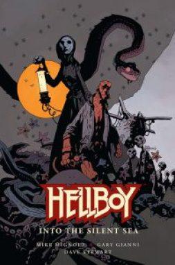 Hellboy novela gráfica