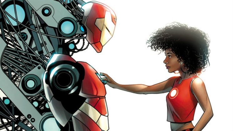 Iron Man: IronHeart