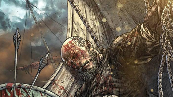 Vikings Comic