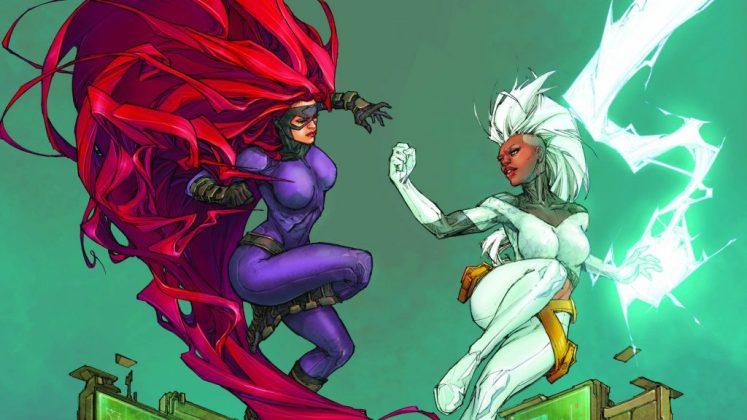 Inhumans Vs. X-Men #1