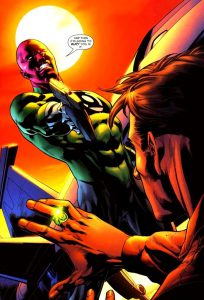 Green Lantern de Geoff Johns #2