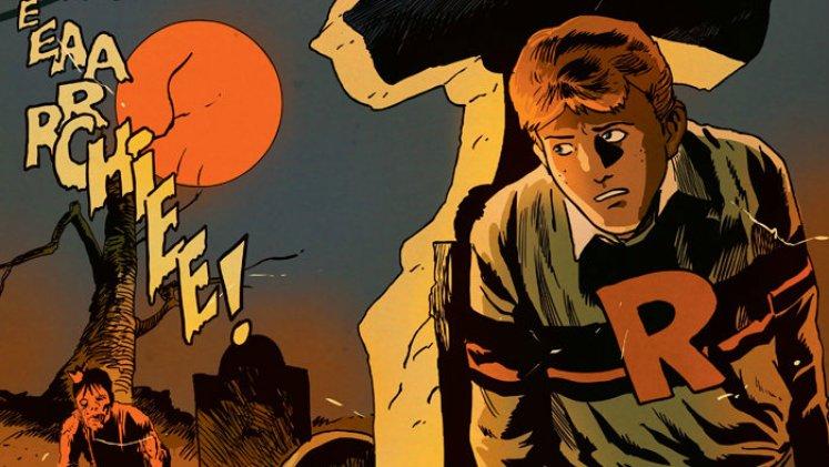 RESEÑA El más allá con Archie