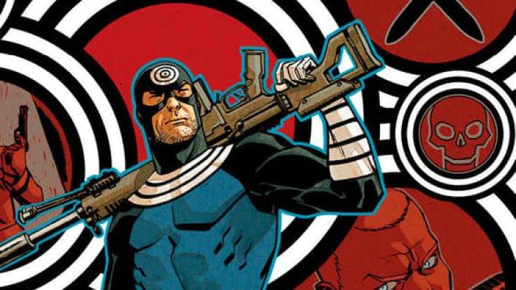 nueva serie de Bullseye