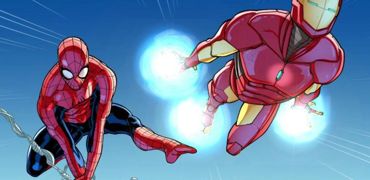 Marvel Video Comics
