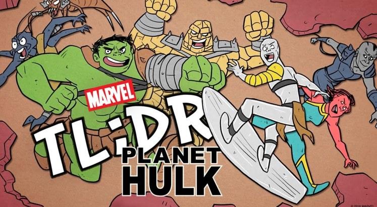 Marvel TLDR
