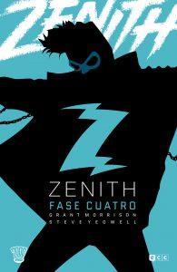 Zenith. Fase Cuatro, de Grant Morrison y Steve Yeowell