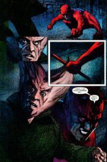 Marvel Saga. Daredevil #7. Bajos Fondos, de Brian Michale Bendis y Alex Maleev
