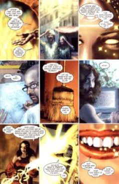 Promethea. Libro 3, de Alan Moore y J.H.Williams III