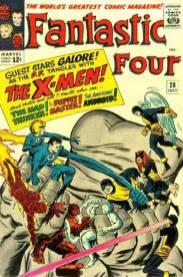 Marvel Gold. Los cuatro fantásticos #2, de Stan Lee y Jack Kirby