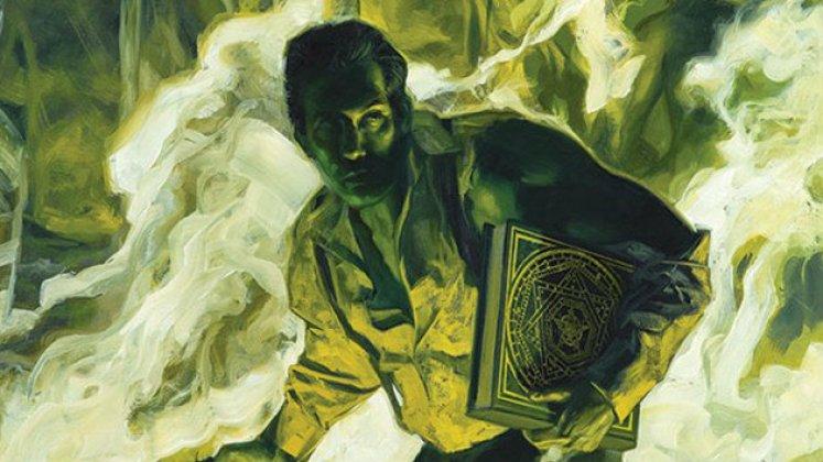 Joe Golem #1.El Cazador de Ratas y Los muertos sumergidos, de Mignola, Golden, Reynolds y Stewart