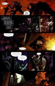 Marvel Saga: El Castigador#3. Cocina Irlandesa