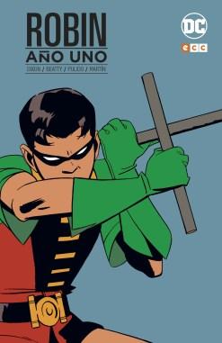 Robin: Año Uno, de Chuck Dixon, Scott Beatty , Javier Pulido y Marcos Martín