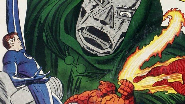 AUDIORESEÑA Marvel Gold. Los cuatro fantásticos #2, de Stan Lee y Jack Kirby