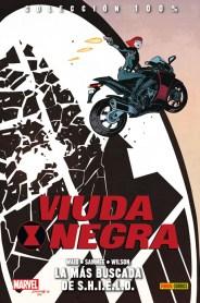 100%Marvel HC. Viuda Negra #1: La más buscada de S.H.I.E.L.D. , de Mark Waid y Chris Samnee