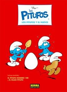 los-pitufos-y-el-huevo-album-portada