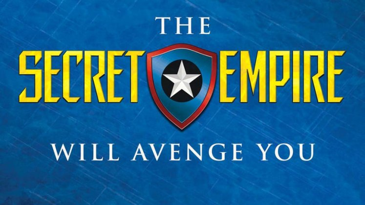 secret empire avenge