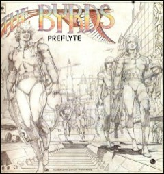 Barry Windsor-Smith The Byrds