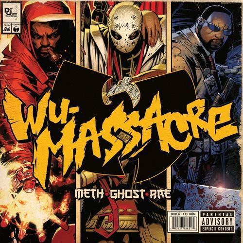 Chris Bachalo Meth, Ghost & Rae