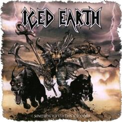 Greg Capullo Iced Earth
