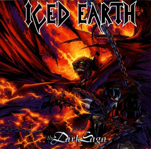 Greg Capullo Iced Earth