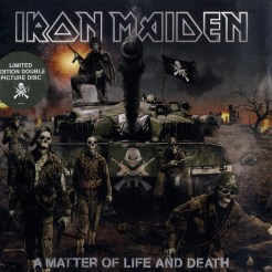 TIM BRADSTREET Iron Maiden TIM BRADSTREET