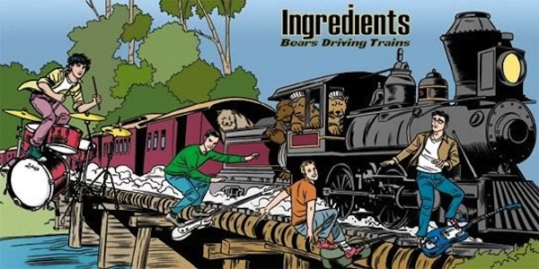 Mike Allred Ingredients