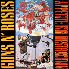 ROBERT WILLIAMS guns n´roses