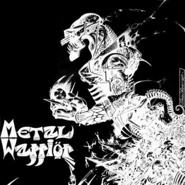 Simon Bisley Metal Warrior