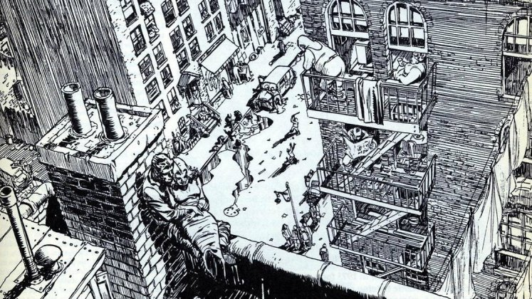 NOTICIA Centenario de Will Eisner