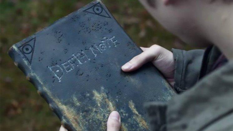 Primer tráiler de la adaptación de Death Note.