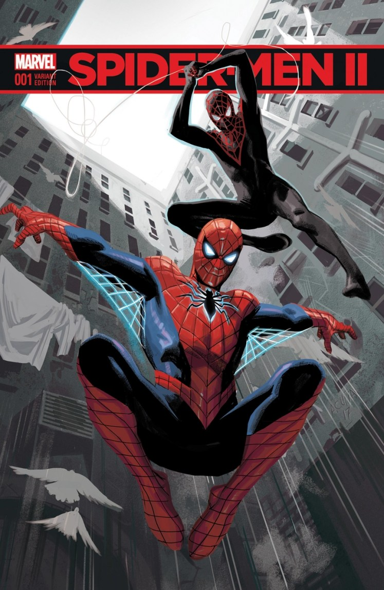 VISTAZO Spider-Men II #1