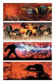 RESEÑA Thanos #1 El retorno de Thanos