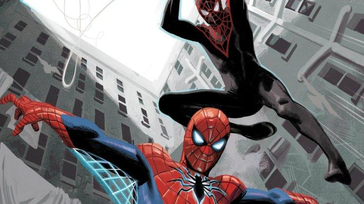 VISTAZO Spider-Men II #1
