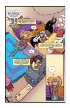 RESEÑA Giant Days, de John Allison, Lissa Treiman, Whitney Cogar