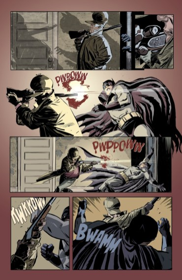 BATMAN ELMER FUDD 2