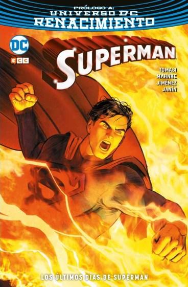 FIN DE SUPERMAN
