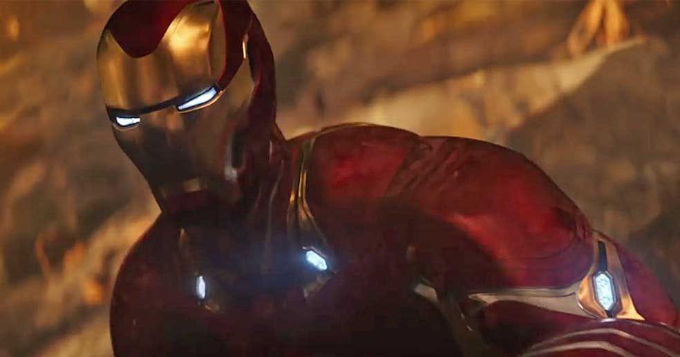 Imà Genes De Iron Man: NOTICIA Nueva Arma Para Iron Man En Avengers: Infinity War
